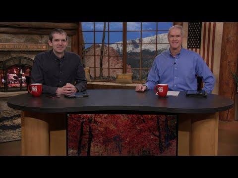 Charis Daily Live Bible Study: Barry Bennett - December 7, 2020