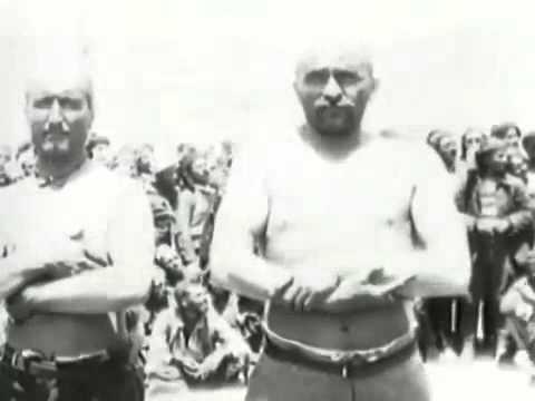 Ermenilerin yaptığı Nargin Adası Katliamı