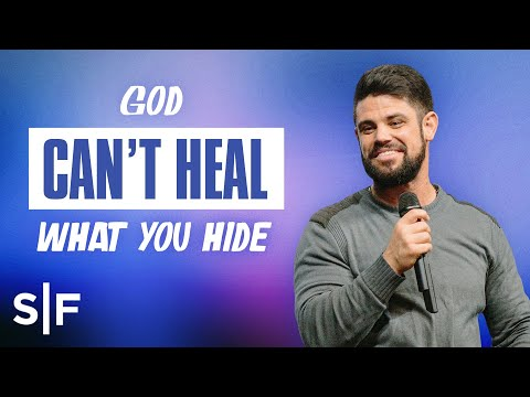What Are You Hiding Behind?  Steven Furtick