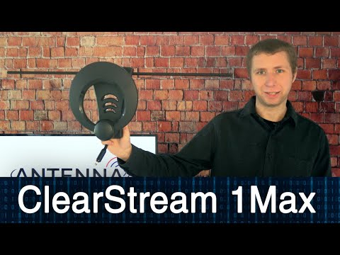 ClearStream 1Max Indoor Outdoor VHF/UHF Antenna Review