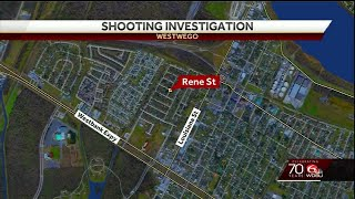 Man in critical condition after shooting in Westwego