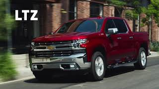 Le Chevrolet Silverado 2020   Offert en huit versions   Chevrolet Canada