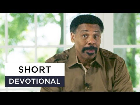 Your Power Depends Upon Your Intimacy - Tony Evans Devotional