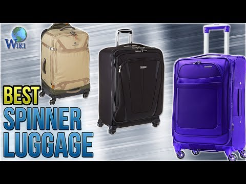 10 Best Spinner Luggage 2018 - UCXAHpX2xDhmjqtA-ANgsGmw