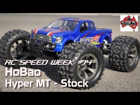 RC Speed Week #14 - HoBao Hyper MT Sport Plus - Stock - UCOfR0NE5V7IHhMABstt11kA