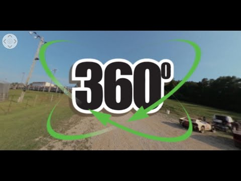 Rockcastle Speedway - Pit Walk 360 Degree Video - 9/11/2021 - dirt track racing video image