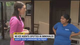 Immokalee residents live in fear with ICE raids across the country