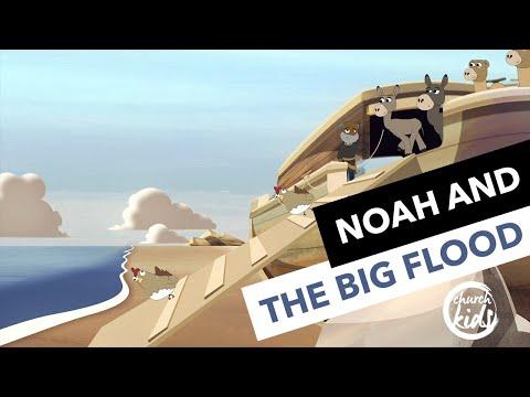 ChurchKids: Noah and the Big Flood
