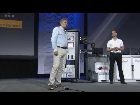 Kalman filter test for sensor fusion (GPS + accelerometer