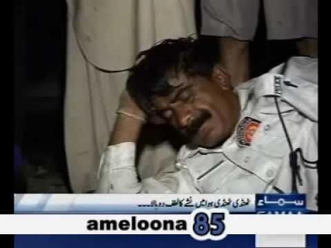 Karachi Traffic Police Men Get Drunk