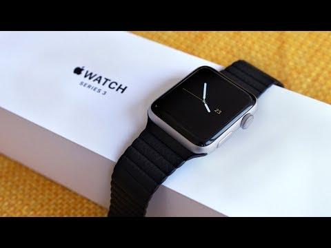 Apple Watch Series 3 Unboxing & erster Eindruck! - felixba - default