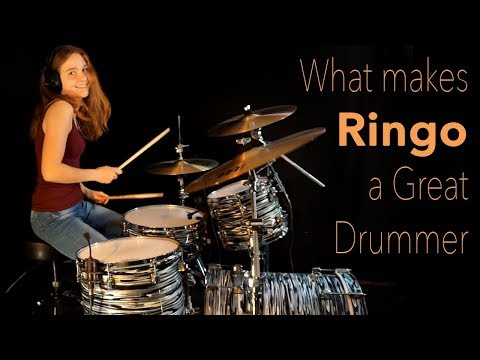 What makes Ringo a Great Drummer - Tribute by Sina - UCGn3-2LtsXHgtBIdl2Loozw