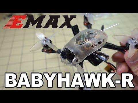 EMAX Babyhawk-R Initial Review  - UCnJyFn_66GMfAbz1AW9MqbQ