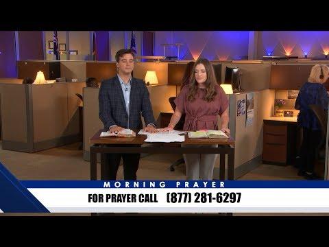 Morning Prayer:  Thursday, June 4, 2020
