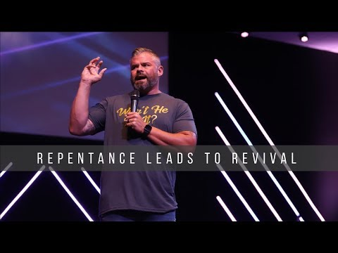 Repentance Leads to Revival