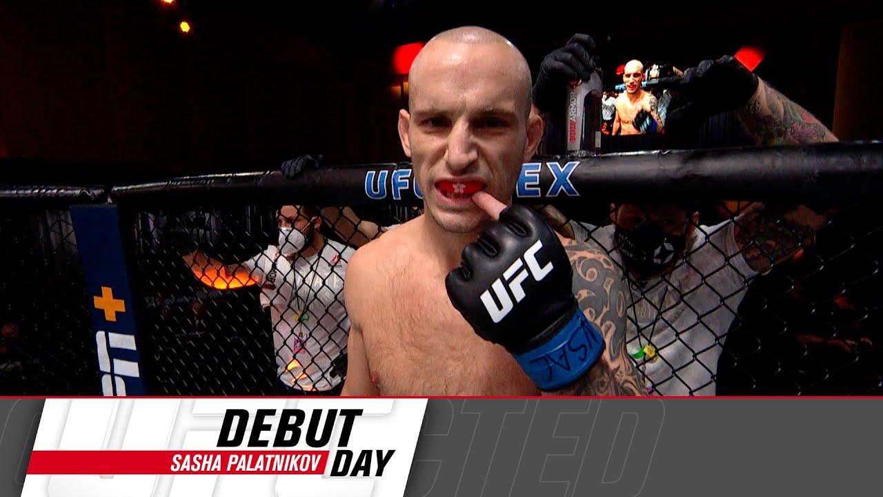 An Inside Look at Sasha Palatnikov's UFC Debut