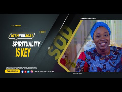 Dr Becky Paul-Enenche - SEEDS OF DESTINY  WEDNESDAY FEBRUARY 10, 2021