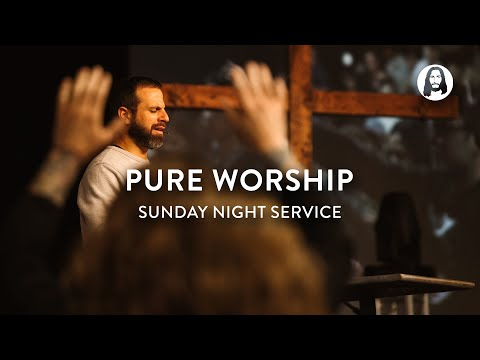 Pure Worship  Michael Koulianos  Sunday Night Service