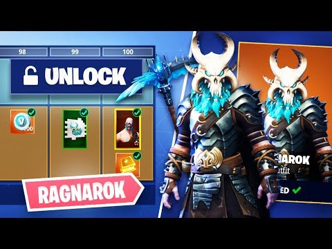 Fortnite *SEASON 5* Unlocking Ragnarok Skull & Permafrost Pickaxe!! (Fortnite Battle Royale) - UC2wKfjlioOCLP4xQMOWNcgg