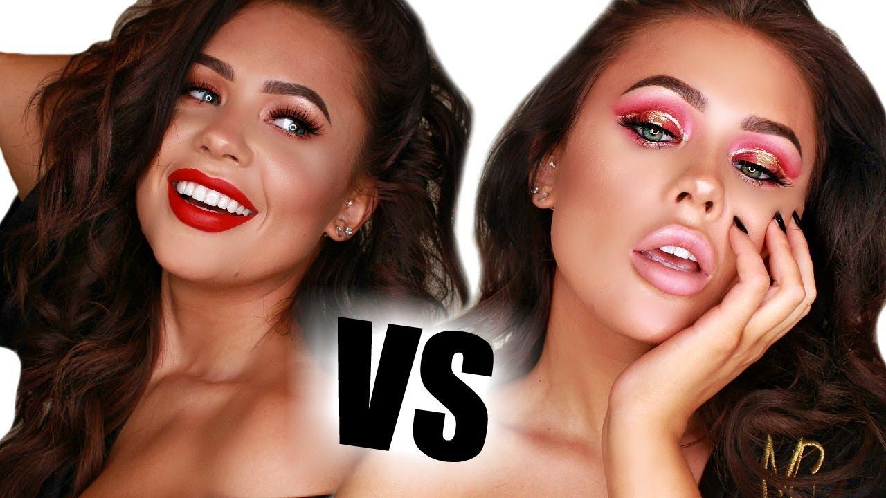Instaglam Vs Classic Makeup Itssabrina Ad Audiomania Lt