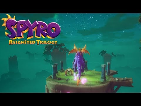 Spyro Reignited Trilogy - Tree Tops Full Level GAMEPLAY! - UCefsmq944ndteqbhCEvL4FA