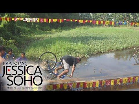 Kapuso Mo, Jessica Soho: Bisikleta ko... hala nahulog! - UCj5RwDivLksanrNvkW0FB4w