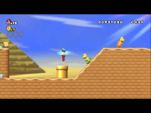 New Super Mario Bros  Wii Nintendo Wii Guide-Walkthrough