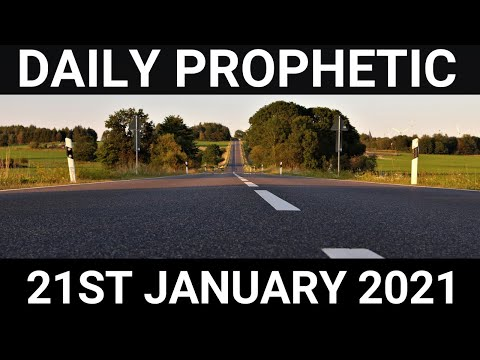 Daily Prophetic 21 January 2021 4 of 7