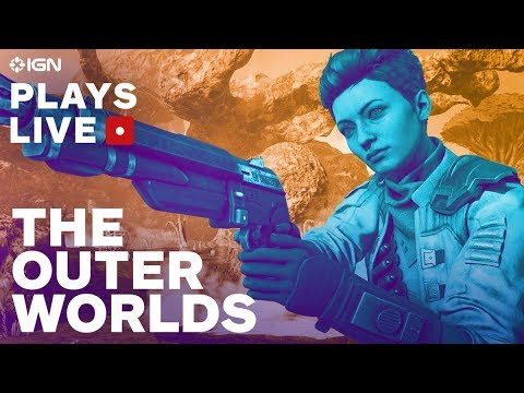 Exploring The Outer Worlds' First Two Hours - IGN Plays Live - UCKy1dAqELo0zrOtPkf0eTMw