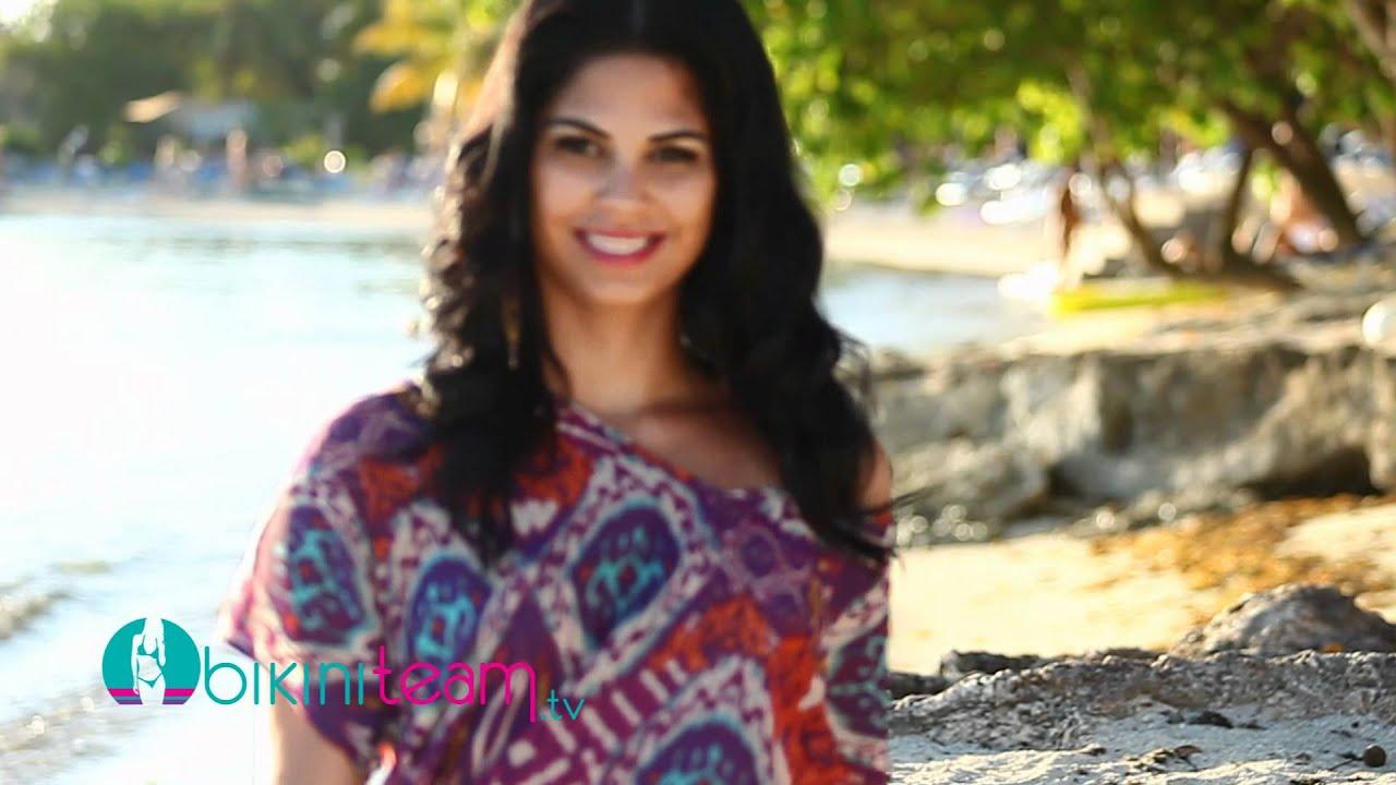 Andressa Lopes Bikini Model in Jamaica