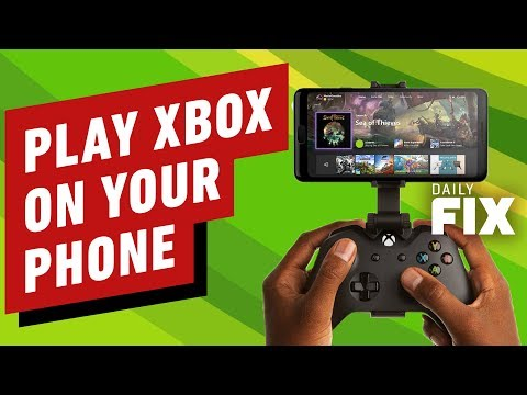 Xbox Games Playable On Your Phone - IGN Daily Fix - UCKy1dAqELo0zrOtPkf0eTMw