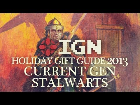 IGN Holiday Gift Guide 2013: Fantasy Fan Gift Ideas - UCKy1dAqELo0zrOtPkf0eTMw