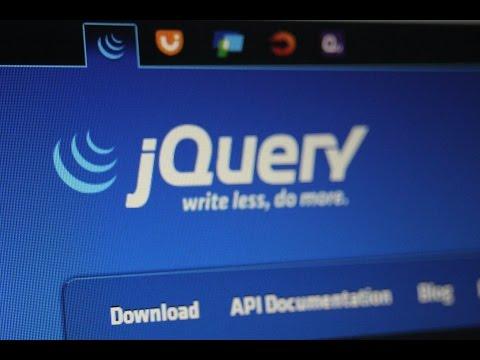 دورة مكتبة JQuery : الدرس 5 (شرح استخدام fadeOut)