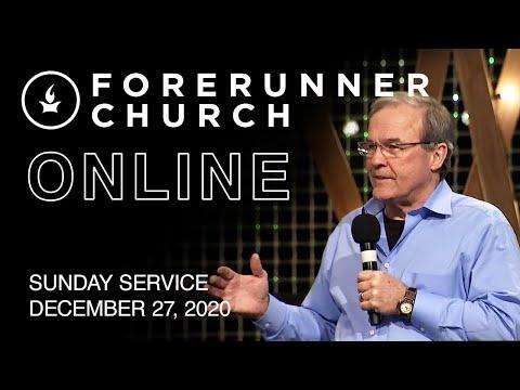 Sunday Service  IHOPKC + Forerunner Church  December 27