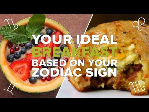 Your Ideal Breakfast Based on Zodiac Sign - UCJFp8uSYCjXOMnkUyb3CQ3Q
