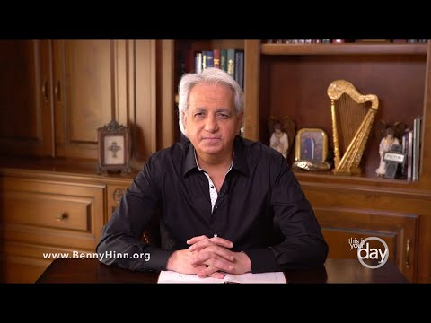 Healing is Gods Provision - A special sermon from Benny Hinn
