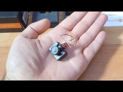 Micro FPV Camera & Transmitter (FX798T, 5.8GHz, 25mW, 40ch) - UCqaH_kMb09h9iEpRRVwIGEg