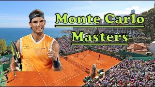 2019 Monte Carlo Masters Preview