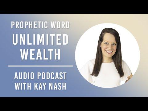 Unlimited Wealth: Prophetic Word