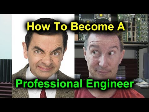 EEVblog #1175 - How To Become A Professional Engineer - UC2DjFE7Xf11URZqWBigcVOQ
