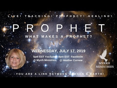 What Makes Someone A Prophet?