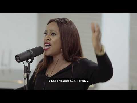 LORD OF THE HEAVENLY ARMIES (Spontaneous Song)- Nwando Omosebi, Funmi Faloye and TY Bello