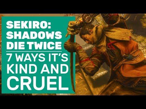 7 Ways Sekiro: Shadows Die Twice Is FromSoftware's Kindest And Cruellest Game Yet - UC5bKSAZBvV9AKlBJPG0Py-A