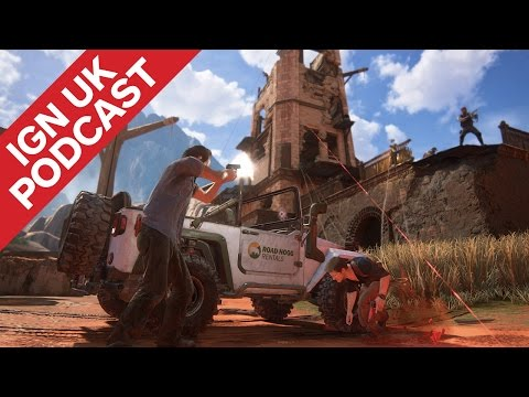 Uncharted 4 Is the Send-Off Drake Deserves - IGN UK Podcast #326 - default
