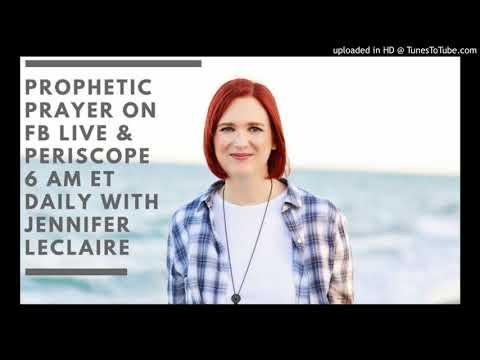 Prophetic Prayer: Decreeing New Altitudes