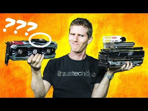 6 REALLY UNUSUAL VIDEO CARDS! - UCXuqSBlHAE6Xw-yeJA0Tunw