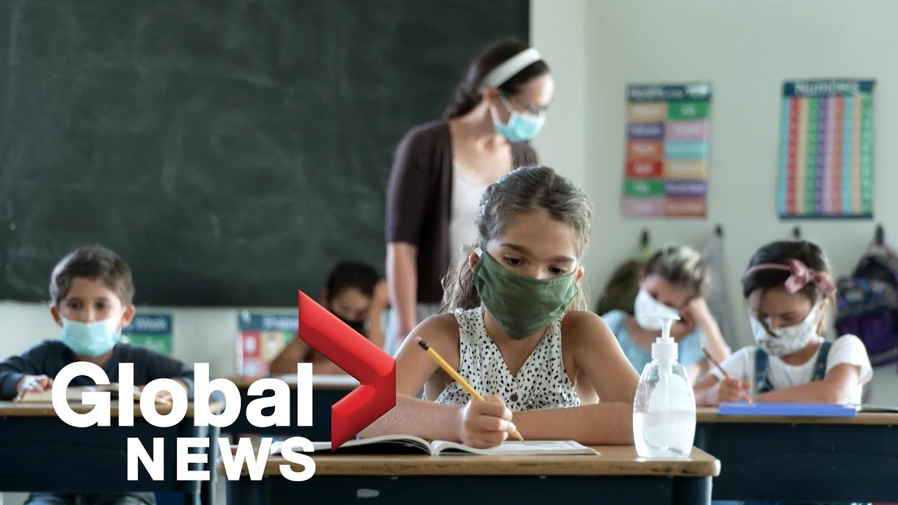 Canadians concerned about COVID-19 spread at schools