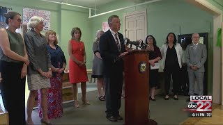 Vermont leaders highlight new investments in child care