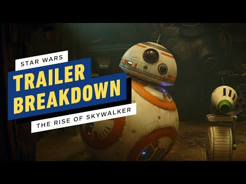 Star Wars: The Rise of Skywalker Trailer Breakdown - Easter Eggs and Theories - UCKy1dAqELo0zrOtPkf0eTMw