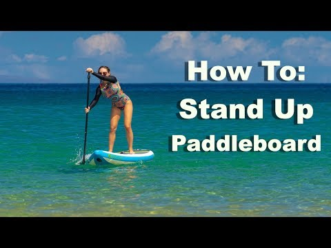 How To Stand Up Paddleboard - Tutorial   MicBergsma - UCTs-d2DgyuJVRICivxe2Ktg